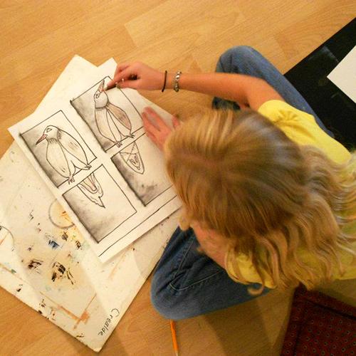 Storytelling Through Cartooning