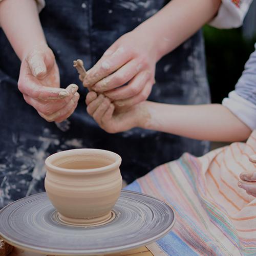 Ceramic Sampler 4 Teens