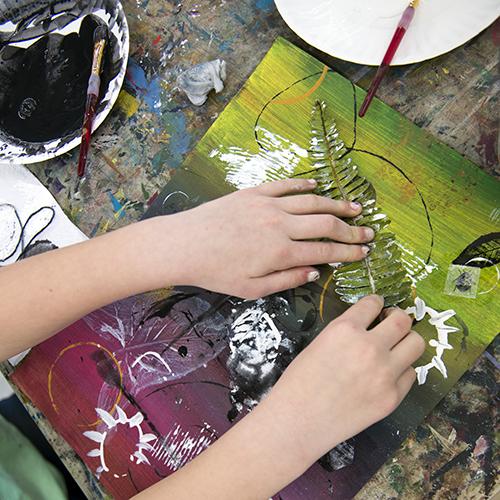 Art Apprentices, Adult & Child Ages 3-5