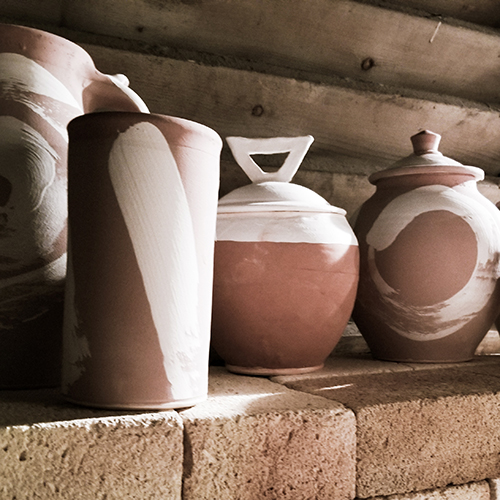 Functional Pottery (WG)